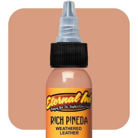 Rich Pineda, Weathered Leather  30 ml