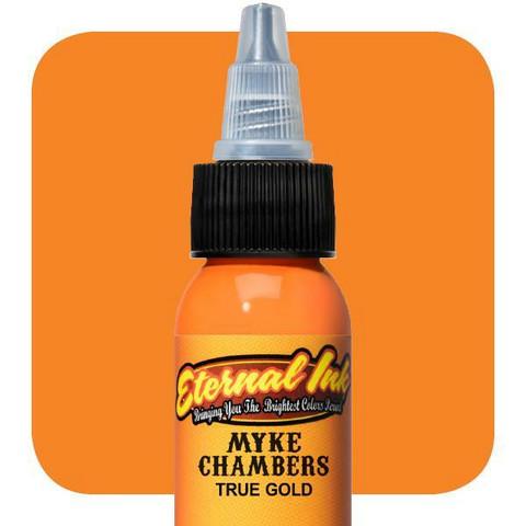 Myke Chambers, True Gold 30 ml