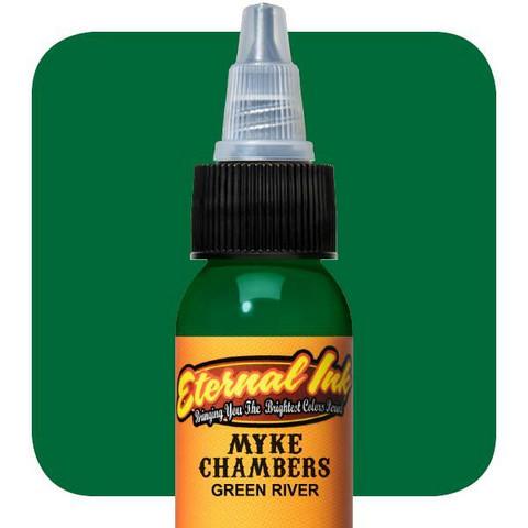 Myke Chambers, Green River 30 ml