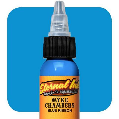 Myke Chambers, Blue Ribbon 30 ml
