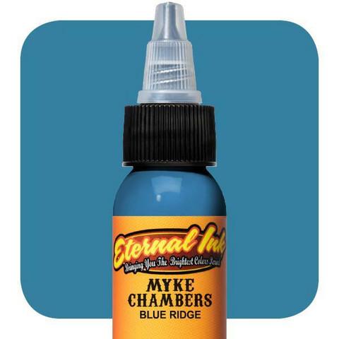 Myke Chambers, Blue Ridge 30 ml