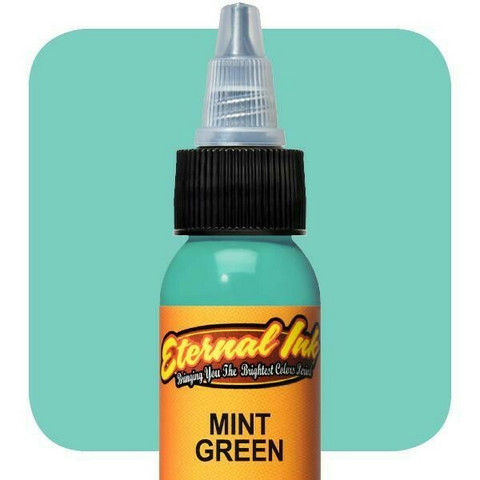 Mint Green 60 ml