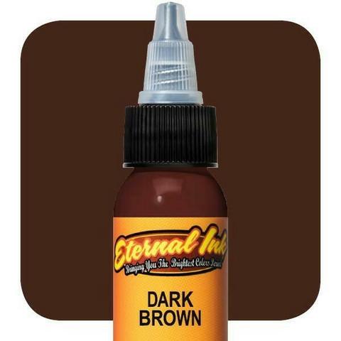 Dark Brown  60 ml