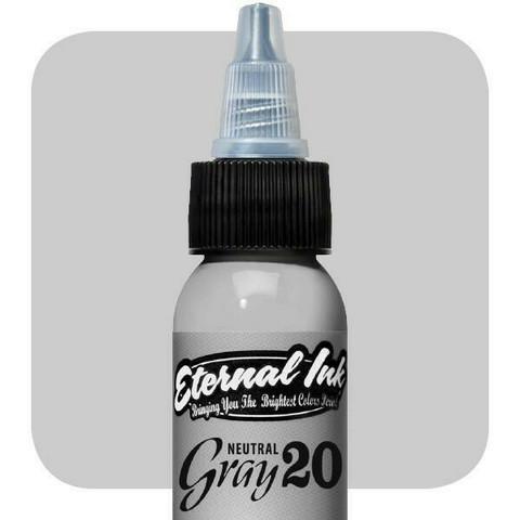 Neutral Gray  20 %    60 ml