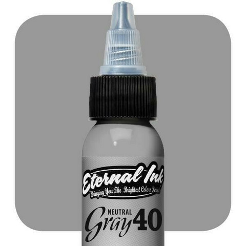 Neutral Gray  40 %    60 ml