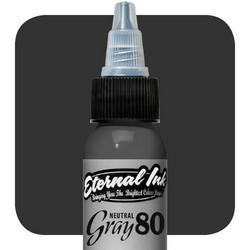 Neutral Gray  80 %    60 ml