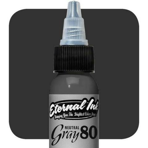 Neutral Gray  80 %    60 ml