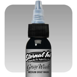Gray Wash, Medium Gray Wash  60 ml