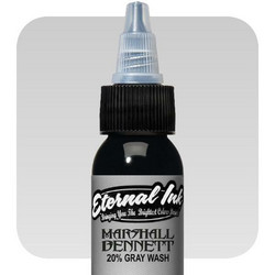 Marshall Bennett,  20% Gray Wash 60 ml