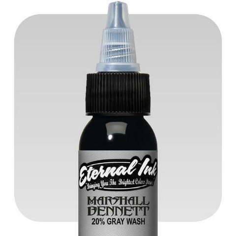 Marshall Bennett,  20% Gray Wash 60 ml
