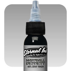 Marshall Bennett,  40% Gray Wash 60 ml