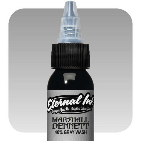 Marshall Bennett,  40% Gray Wash 60 ml