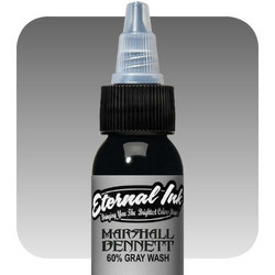 Marshall Bennett,  60% Gray Wash 60 ml
