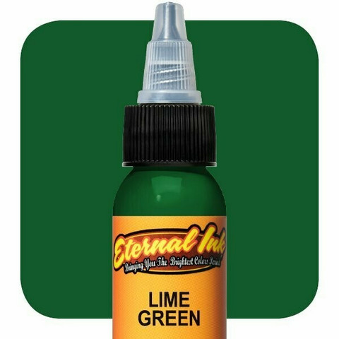 Lime Green 15 ml