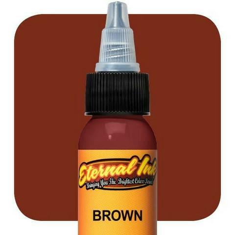 Brown 15 ml