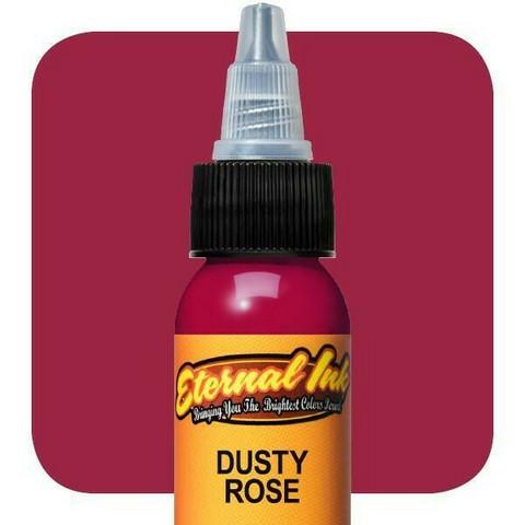 Eternal Ink Dusty Rose E43 muste  15 ml