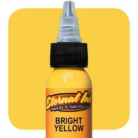 Bright Yellow  15 ml
