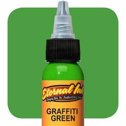 Eternal Ink Graffiti Green E33    15 ml