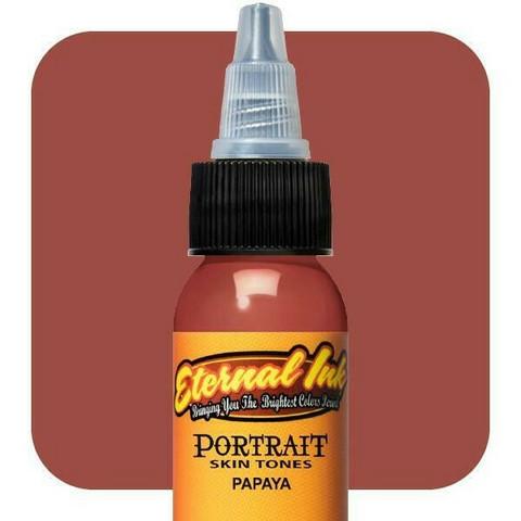 Portrait skin tones, Papaya  15 ml