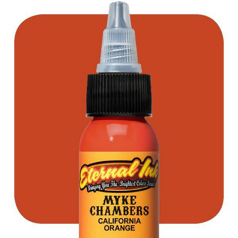 Myke Chambers, California Orange  15 ml