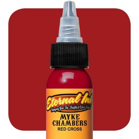 Myke Chambers, Red Cross  15 ml
