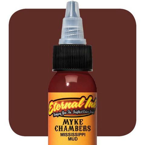 Myke Chambers, Mississippi Mud 15 ml