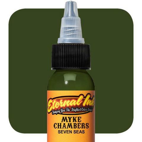 Myke Chambers, Seven Seas  15 ml