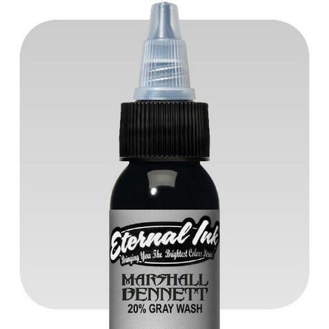 Marshall Bennett,  20% Gray Wash 120 ml