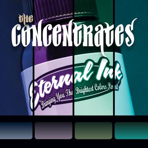 Concentrates 4 Set, 15 ml