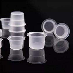 Ink Cups, SMALL 8 MM X 9 MM / 0,45 ML, 100 pcs