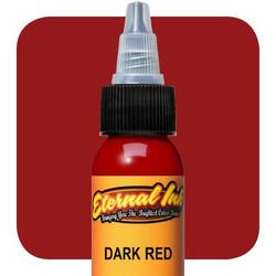Eternal Ink  Dark Red E05 muste 30 ml