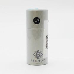 Fantom Aluminum Tube Cartridge Grip - Polished Black 25 mm
