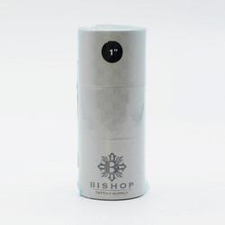 Fantom Aluminum Tube Cartridge Grip - Polished Black 32 mm