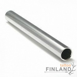 Stainless Steel Tattoo Tube/Back Stem - 63mm (2.5