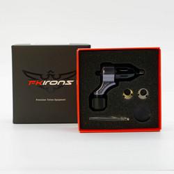 FK Irons tattoo machine Spektra Direkt 2 Complete - Gunmetal