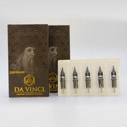 DA VINCI Cartridges 07RS Round Shaders 0.35mm (20 pc)