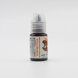 World Famous tattoo ink Michele Deep Brown 15 ml