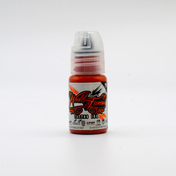 World Famous tattoo ink Mars Sand Red 15 ml