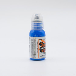 World Famous tattoo ink Niagara Blue 30 ml
