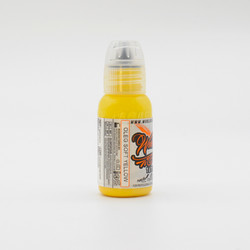 World Famous tattoo ink Oleg Soft Yellow 30 ml