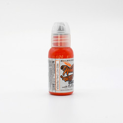World Famous tattoo ink Red Hot Chili Pepper 30 ml
