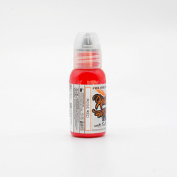 World Famous tattoo ink Rose Red 30 ml
