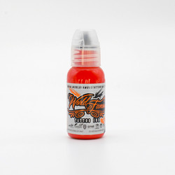 World Famous tattoo ink Sailor Jerry Red 30 ml