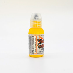 World Famous tattoo ink Son Of Sam Blonde 30 ml