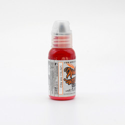 World Famous tattoo ink United Ink Red 30 ml