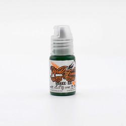 World Famous tattoo ink Vegas Green 15 ml