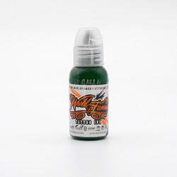 World Famous tattoo ink Vegas Green 30 ml