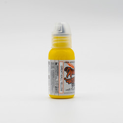 World Famous tattoo ink Great Wall Yellow 30 ml