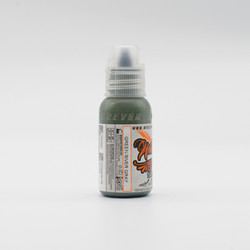 World Famous tattoo ink Green River Gray 30 ml