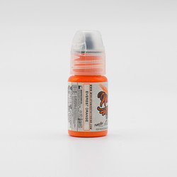 World Famous tattoo ink Everest Orange 15 ml